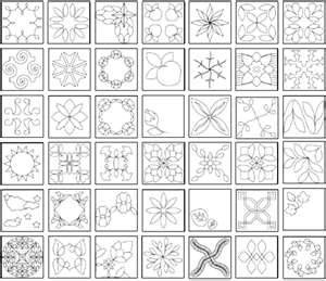 Quilting stencils uk custom pebbles and curved crosshatching at 17 best images about free motion on pinterest quilting tools image number 12 of quilting stencils uk pronofoot35fo Images