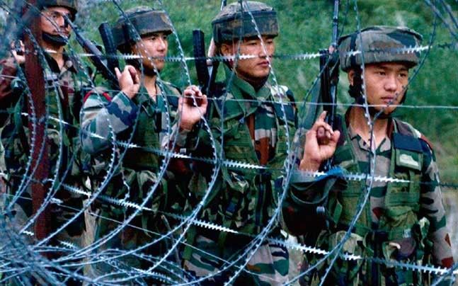 As anniversary of surgical strikes draws nearer tight vigil at LoC - India Today #757Live