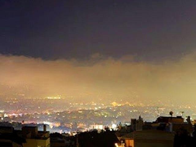 Η ελληνική οικονομική κρίση οδηγεί σε κρίση μόλυνσης του αέρα