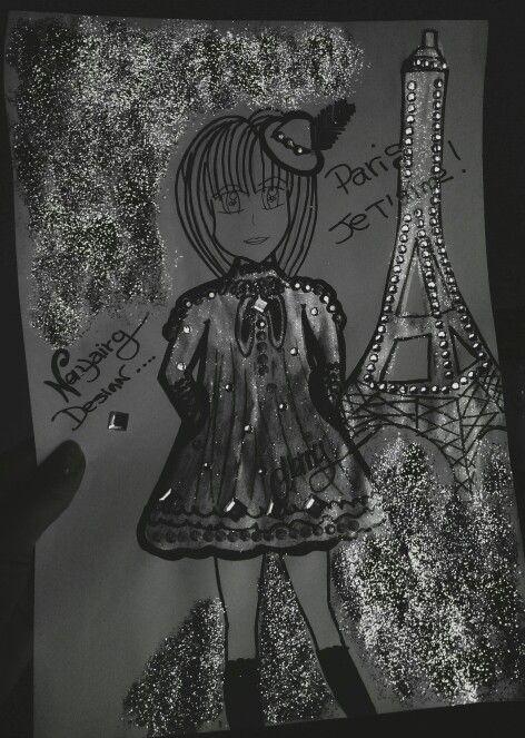 #artesania #artigianato #etsy #craft #hechoamano #handarbeit #artoftheday #artsy #creative #arte #artista #collar #collana #accesories #accessory #miamor #trendy #cool #beautiful #creative #gallery #instaart #instartist #artoftheday #pen #pencil #paper #photography #picture #sketch #skectchbook #draw #drawing #gallery #paris #lamè #glitter #swarovski #strass #swarovskicrystals