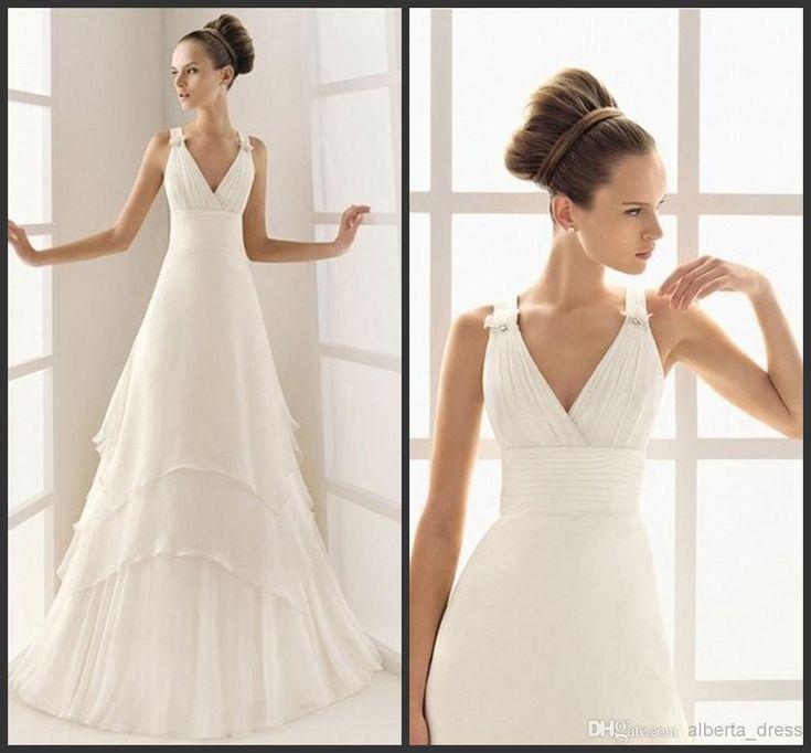 13 best wedd. dress. images on Pinterest | Bridesmaids, Dresses for ...