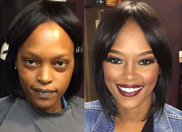 What Makeup Can Really Do – Before and After Pictures
