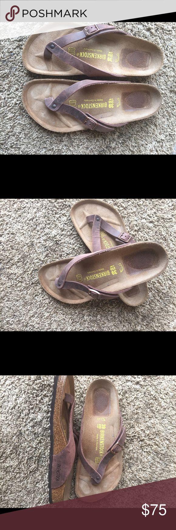 Birkenstock Adria Sandal size 39/9 New Birkenstock Adria Sandal size 39/9; NEW; NWOT; bought and were too big; Hard to find style; great price; no trades. Birkenstock Shoes Sandals