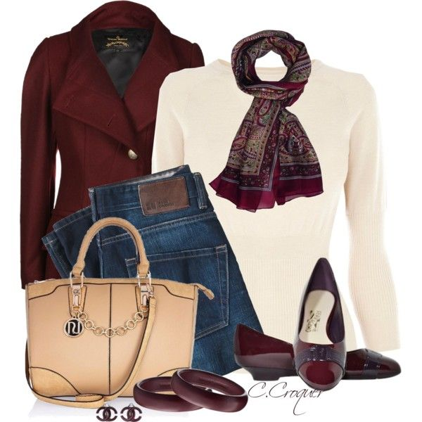 A fashion look from October 2014 featuring Karen Millen tops, Vivienne Westwood Anglomania coats and River Island handbags. Browse and shop related looks.