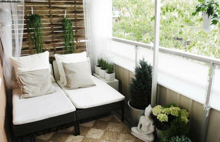 Balkongestaltung mit Pflanzen hilfreiche Tipps und