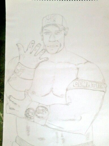 """WWE"" John Cena"