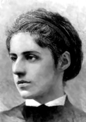 analysis of emma lazarus the new Here is an analysis of emma lazarus' poem the new colossus, which is a  sonnet that has inspired countless of americans in 1903, a copy of lazarus'  poem.