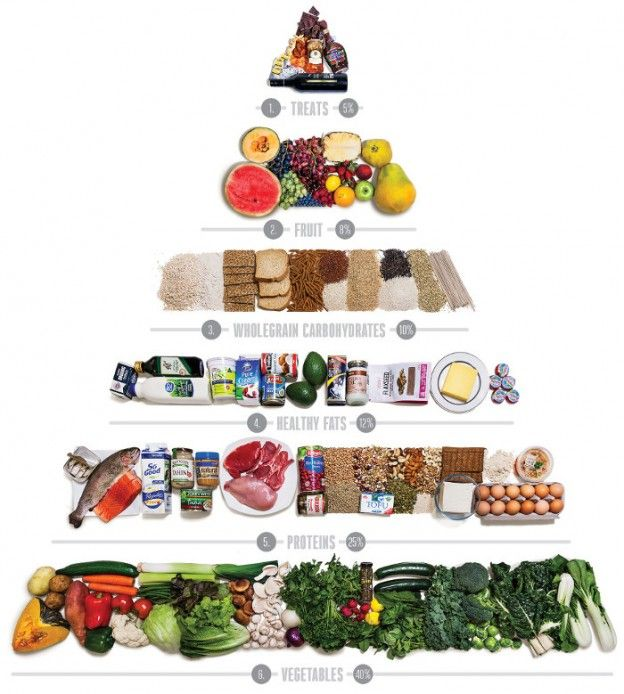 Jessica Sepel -- The New Health Pyramid