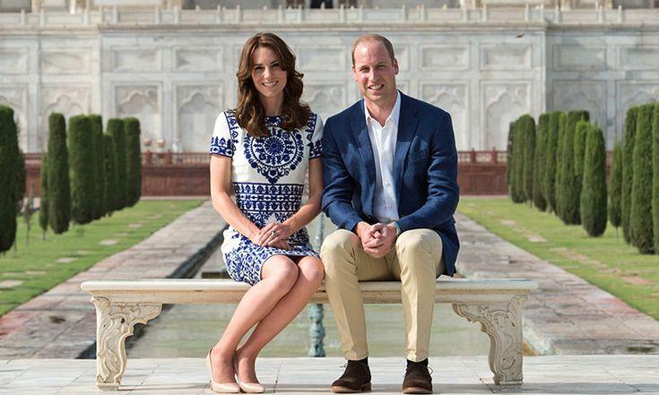 ¿Por qué el Príncipe William y Kate nunca se toman de las manos en público?