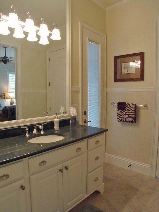 Quick & Cheap Bathroom Remodel