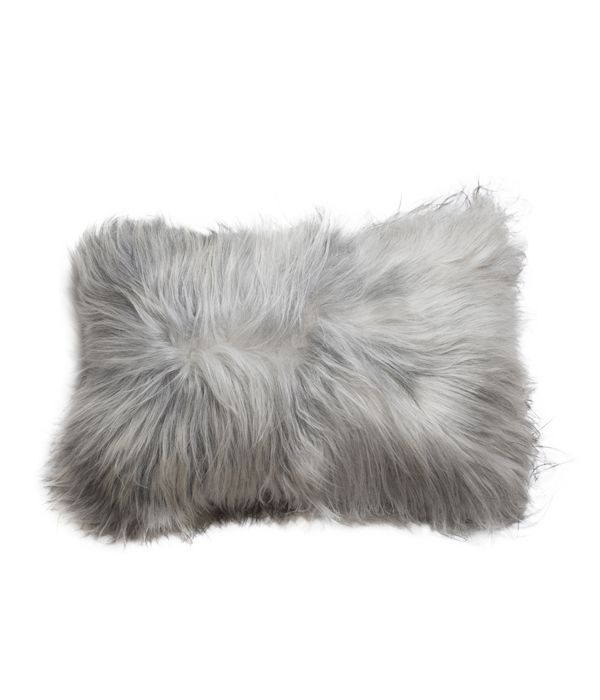 The Organic Sheep - Products - Cushions - Long hair