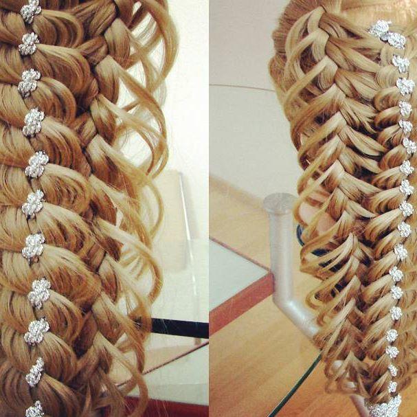 #ажурная_коса#видео_урок на канале#Elvira_Alexa #обучение_сыктывкар #школа_плетения_кос_сыктывкар #свадебные_прически_сыктывкар #hairtutorial #hair_video #hairstyle #braid #trenza #trenza_moderna