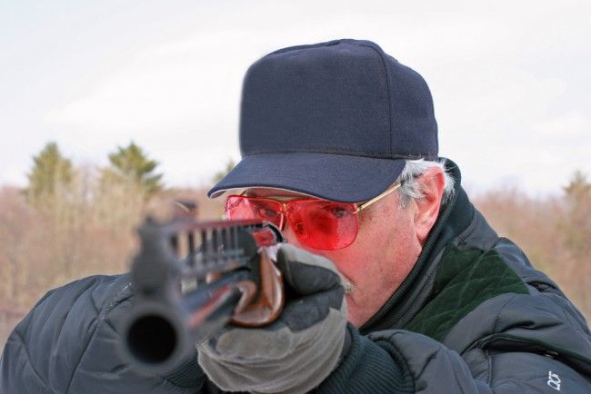False Bay Firearm Training Academy - Clay Pigeon Shooting in Cape Town, South Africa