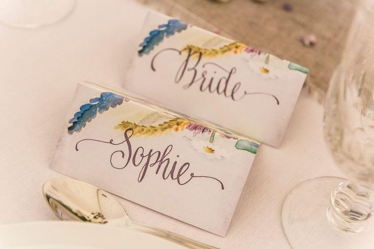 Excited to share the latest addition to my #etsy shop: Wedding Place Card Calligraphy http://etsy.me/2Cq8FHJ