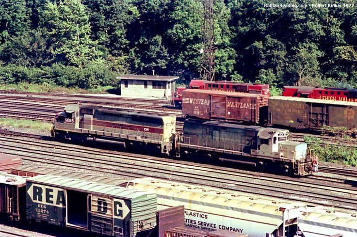 Pin by Thomas Scott on NE Railroads Railroad photos