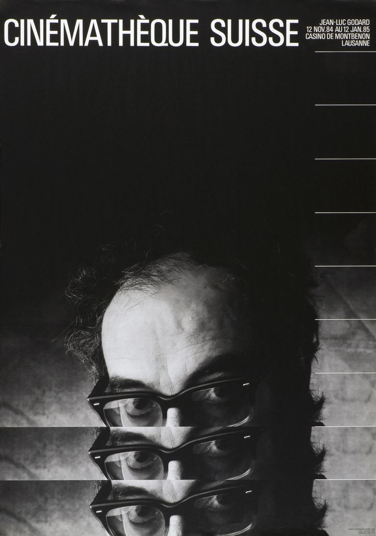 Werner Jeker, Cinémathèque Suisse, CH 1984