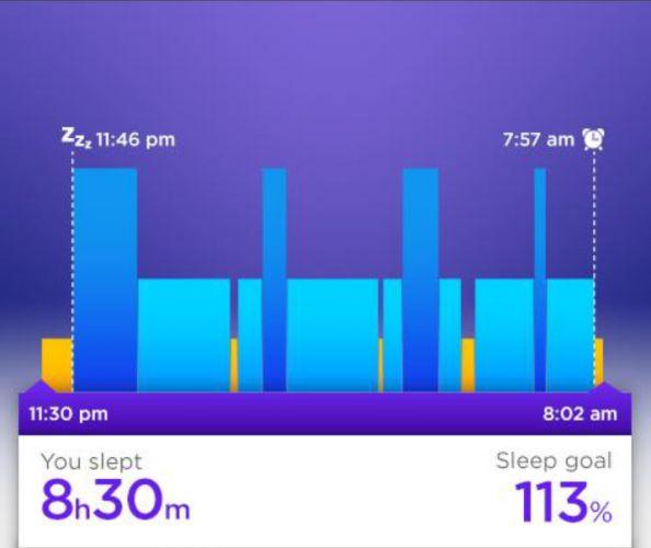 Sommeil – La technologie au service de votre santé. (Jawbone Up/Sleeptracker/Beddit)
