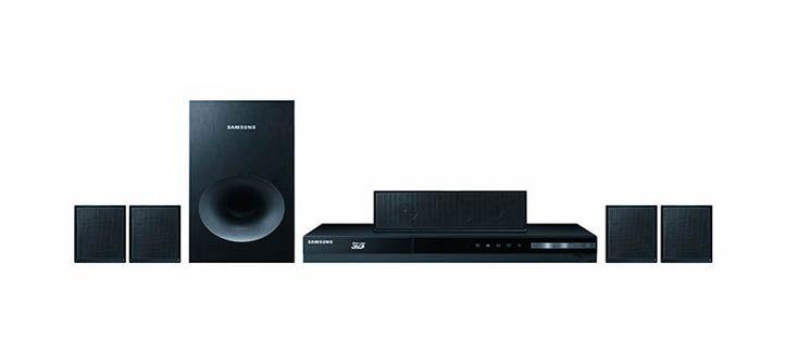 Sistem Home Cinema 5.1, 3D cu Blu-ray Samsung HT-H4500R
