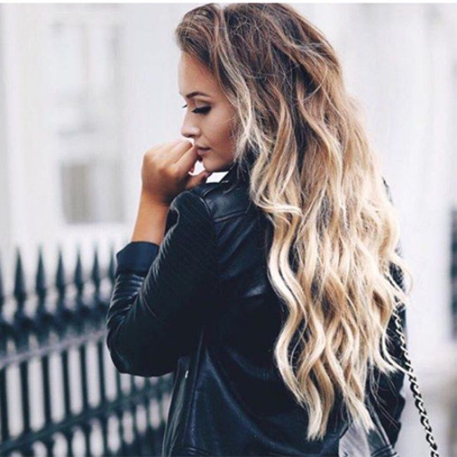 Winter Balayage Hair Colour. For more ideas, click the picture or visit www.sofeminine.co.uk