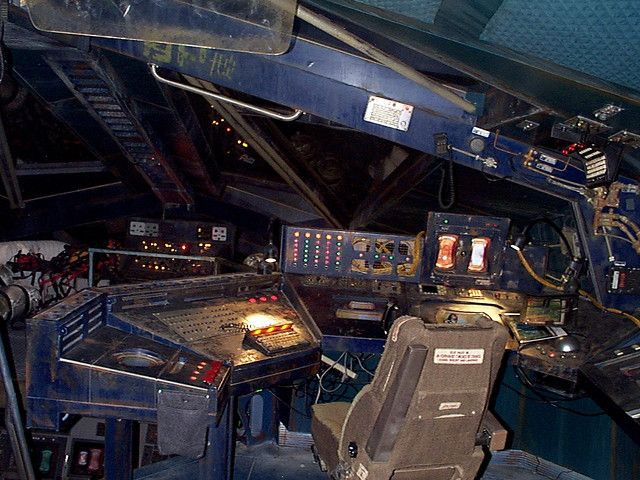 Found a bunch of pictures from the Firefly set I'm sure I can find a few gems to recreate in my spaceship living room
