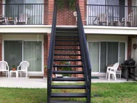 exterior aluminum stair railing system aluminum railing