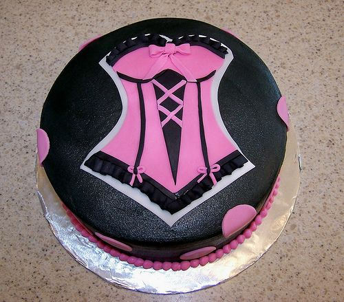 Corset cake | Joy of Cake | Flickr
