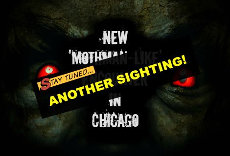Chicago Owlman / Mothman Seen Again By Multiple Witnesses! bizarre encounters, Chicago, cryptozoology, multiple witnesses,  accounts, flying humanoids, Illinois, mothman, multiple sightings,, unexplained activity, unknown creature - http://www.phantomsandmonsters.com/2017/04/chicago-owlman-mothman-seen-again-by.html