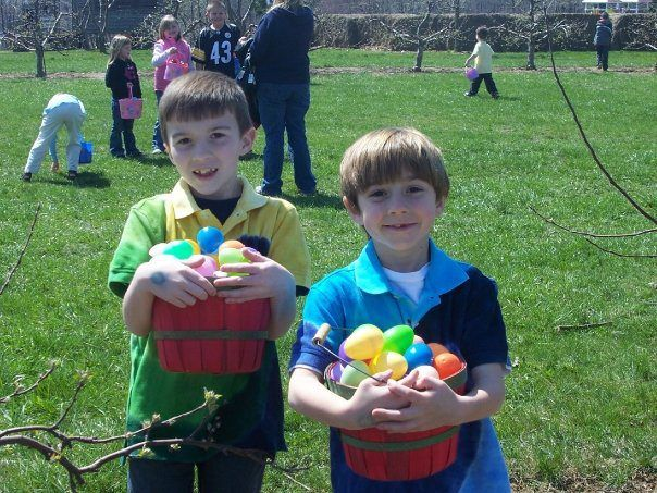 Every Egg Hunters gets to choose a prize!