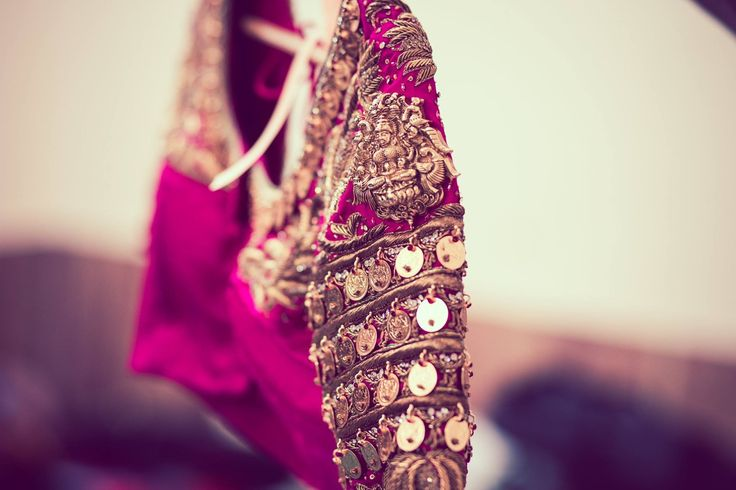 Our love for Jewellery is something that will never cease! Isn't that right girls? *wink wink. So what is new in the world of pearl beads, heavy lockets, gold dipped coins and kundan stones you ask? We'll tell you. You can still wear them, but this is wear wear them! Get the difference? Its Bejewelled Blouses y'all! Yes! You read that right. We have super awesome blouses with pieces of jewellery stitched onto them, and we tell you, it is amazing! It is super classy and no, y...