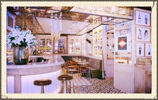 Restaurante Punk Bach - Madrid