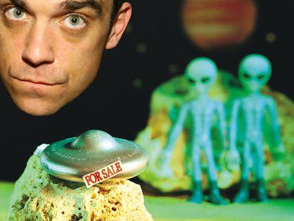 Alien UFO Sightings: Robbie Williams to spend $5m on an alien observatory