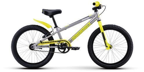 "Diamondback Boy's Jr. Venom SS 20"" Boys' Bike Gloss Silver 20 In"