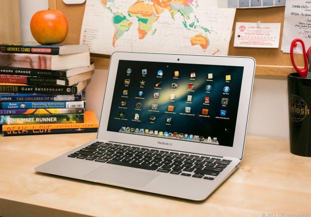 Apple MacBook Air 11 Inch (2013) - CNET Reviews
