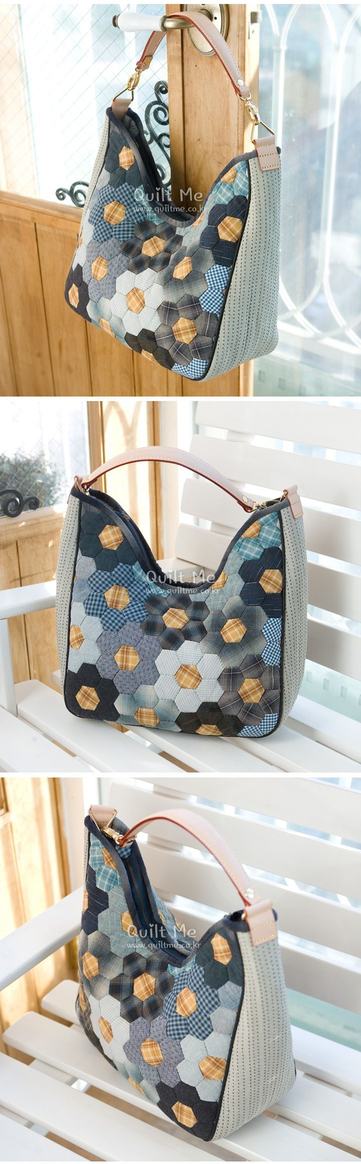 Bolsos de la web,sin moldes - Handbags online, without molds