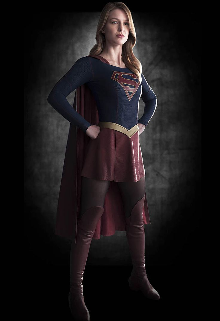 Super News! Supergirl Officially Takes Flight at CBS