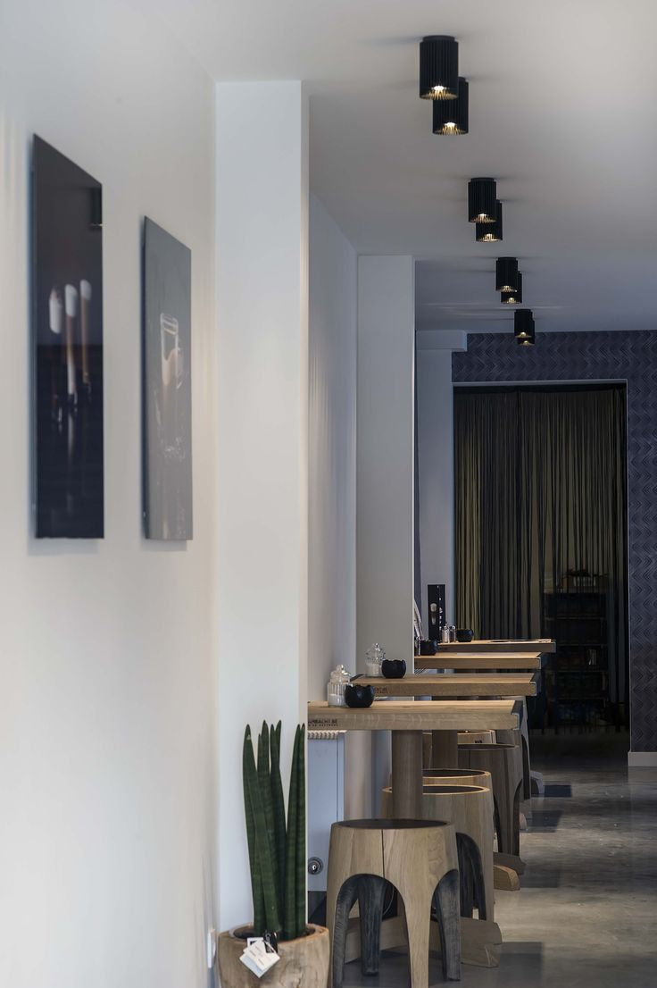 - BAR BUUR - COOLFIN #DARK concept coolfin('s) <<< #ArchitecturalLighting #project Dendermonde BE