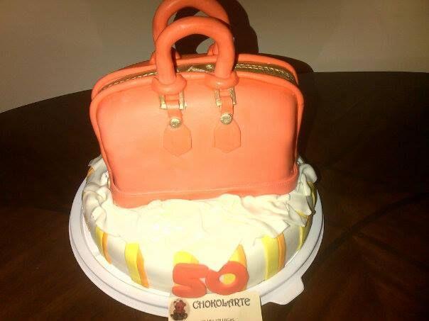 Purse Cake  Torta de Cartera