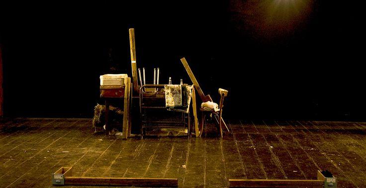 Όσα η καρδιά μου στην καταιγίδα (Θέατρο Τέχνης Κάρολος Κουν / 2015-2016)