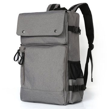 Oxford Backpack Travel Business Multi-functional Laptop Bag Handbag For Men Online - NewChic Mobile
