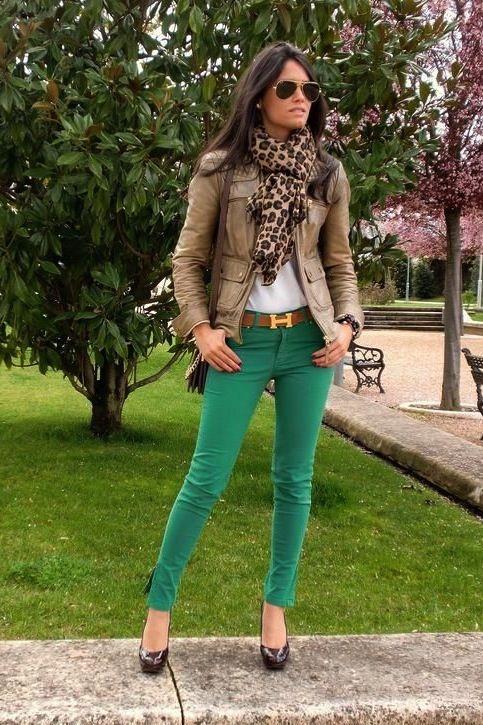 EstiloDF » ¡Ilumina las calles con jeans de colores!