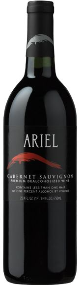 Dealcoholized, low-sugar, gluten free, low-carb Cabernet Sauvignon wine. For only $9. I'd consider trying this!
