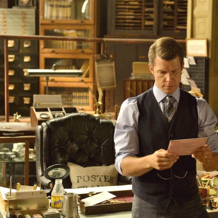 "Check out photos from the Hallmark Movies & Mysteries Series ""Signed, Sealed, Delivered,"" starring Eric Mabius, Kristin Booth, Crystal Lowe and Geoff Gustafson."