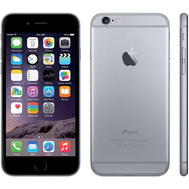 LAST CHANCE!!! CURRENT BID $67 For An Apple iPhone 6 - 64GB - Silver (Activation locked) Smartphone - RETINA DISPLAY | eBay #iphone #smartphone #samsung #iphonex #galaxy #deals #auctions #megadeals #ebaydeals #ebayauction #iphone8 #mac #apple #Narcando