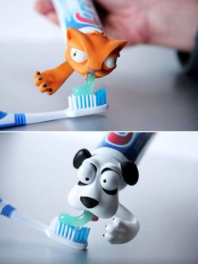 Another Creative Idea For Toothpaste Fun 39 39 Pinterest