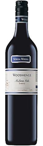 Wirra wirra woodhenge shiraz 2012 #red #shiraz
