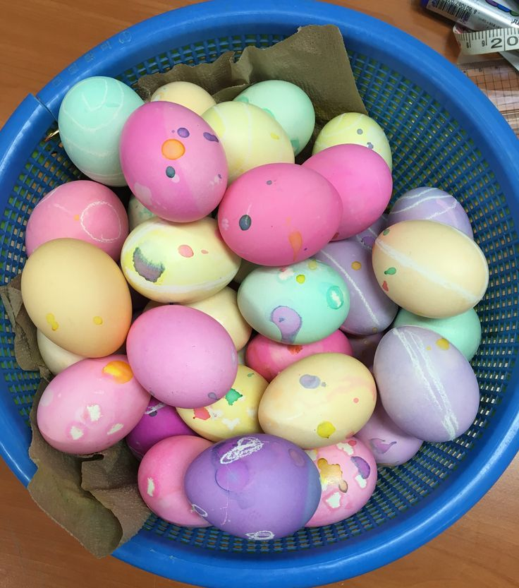 Easter Special! Egg Dyeing~ | minirelli