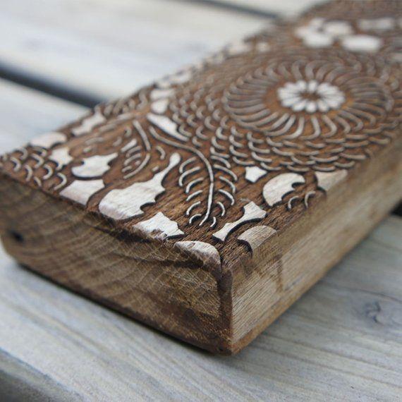 Solid Oak Rustic Timber 75mm width