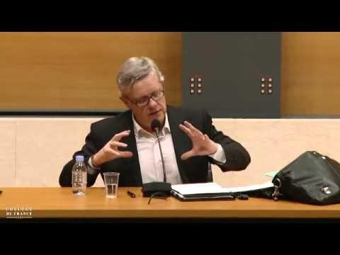 Collège de France. Chaire Histoire moderne et contemporaine du politique Pierre Rosanvallon Année 2013-2014 : La démocratie : esquisse d'une théorie générale...