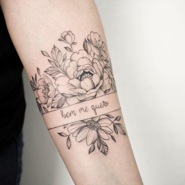 Rafael Costabile Auf Instagram Was Bedeutet Diese Neue Phase Der Blume Zu Finden Sind In 2020 Arm Tattoos For Women Upper Arm Tattoos Tattoos For Women