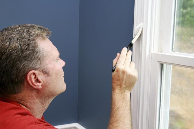 Don't Use Regular Paint On Trim. Find Out What To Use Instead.